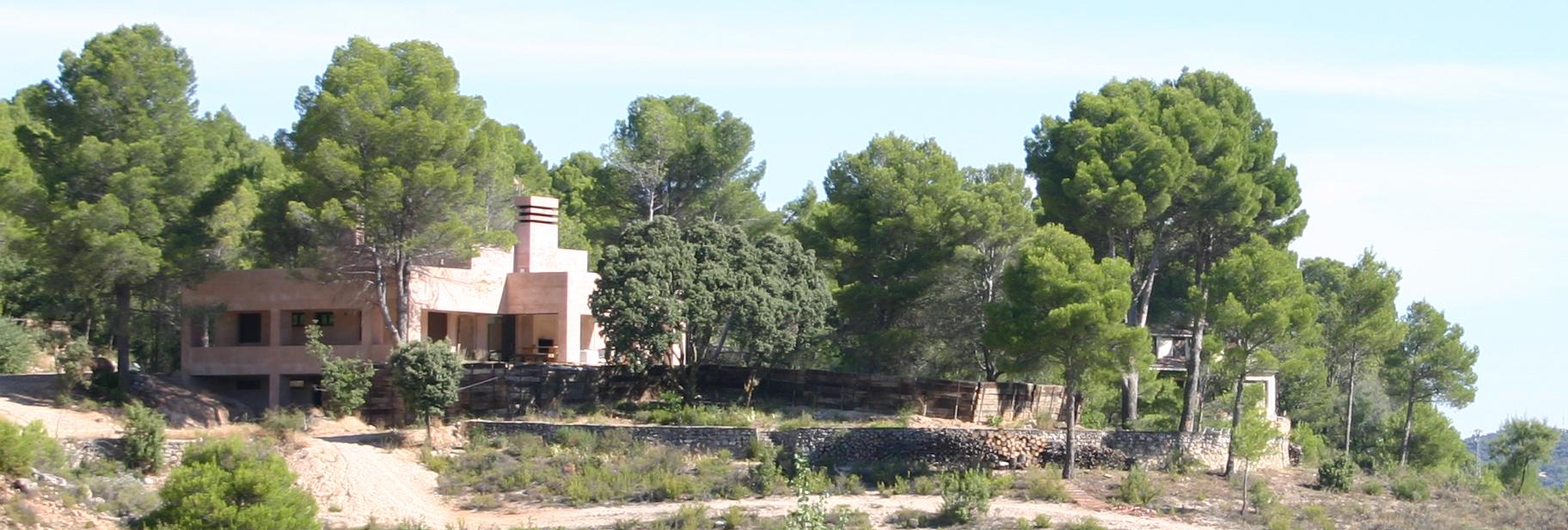 Casa pantano Entrepeñas