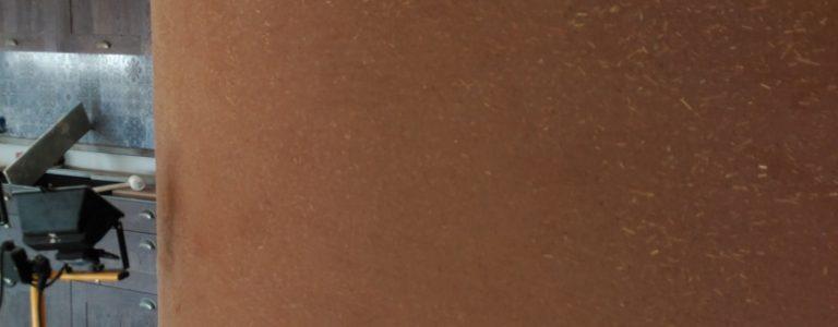 Mortero de barro