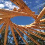 """Curso de Verano IEB """"Bioconstrucción práctica con paja, barro, madera y cal"""""""