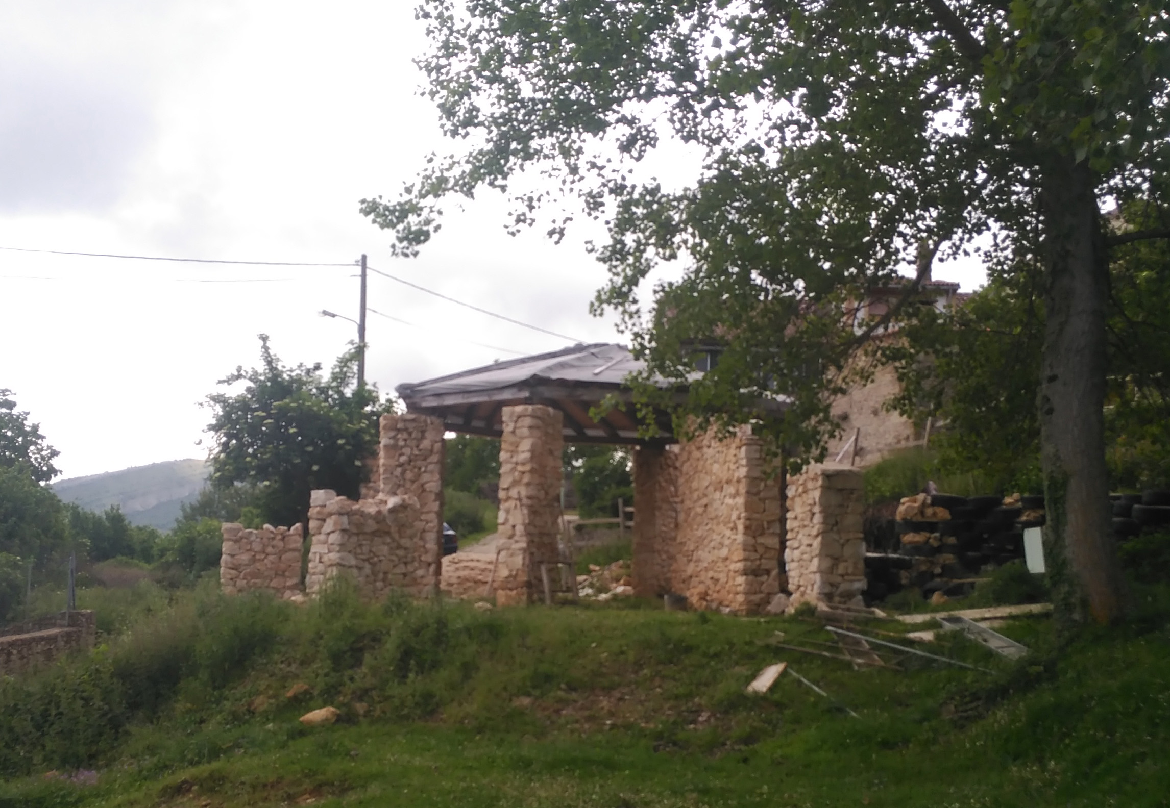 Casa de Cultura, Villaves